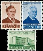 Island - AFA 357-359 - Stemplet