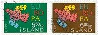 Islande - AFA 355-356 - Oblitéré