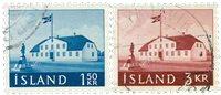 Islande - AFA 348-349 - Oblitéré