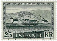 Island - AFA 320 - Stemplet