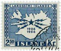 Island - AFA 312 - Stemplet