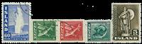 Island - AFA 227-231 - Stemplet
