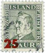 Island - AFA 223 - Stemplet