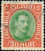Island - AFA 174 - Stemplet