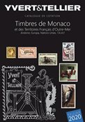 Yvert & Tellier - Monaco and more 2020 - Stamp catalogue