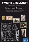 Yvert & Tellier - Catálogo Mónaco y Ultramar 2020 Tomo1