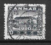 Dinamarca  - AFA 113L - Usado