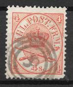 Dinamarca  - AFA 13v - Usado