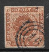 Danimarca  - AFA 4 - Usata