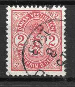 Antillas danesas  - AFA 22 - Usado