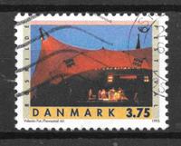 Dinamarca  - AFA 1097x - Usado