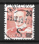 Danmark  - AFA 363ax - stemplet