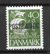 Danmark  - AFA PF 13 - ustemplet
