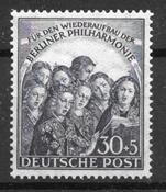 Berlín 1950 - AFA 73 - Nuevo