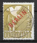Berlino 1949 - AFA 33 - Usata
