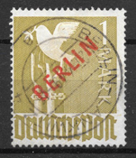 Berlín 1949 - AFA 33 - Usado