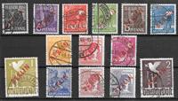 Berlino 1949 - AFA 21-34 - Usata